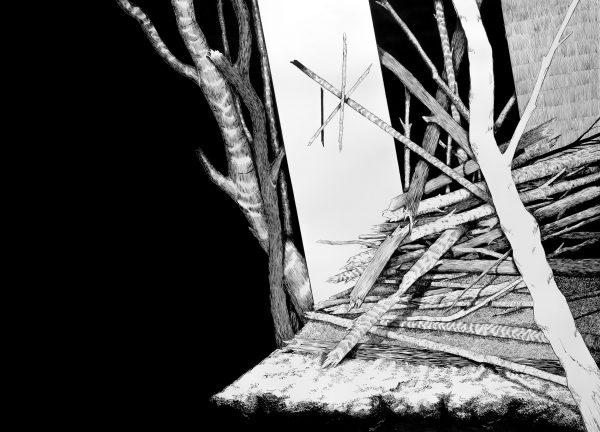 Amateur_140x190cm de la artista Cristina Ramirez