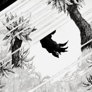 Lente. Obra de Cristina Ramirez.