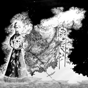 Viejas profecias obra de Cristina Ramirez