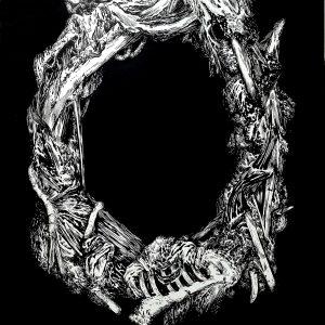 Rocalla obra de Cristina Ramirez