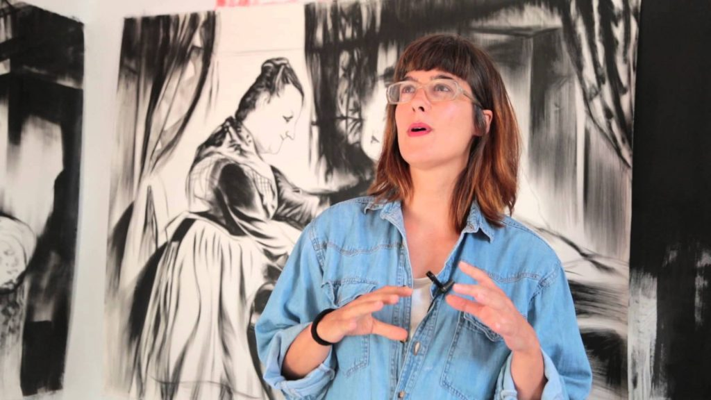 Marta Beltrán artista de arte cotemporáneo